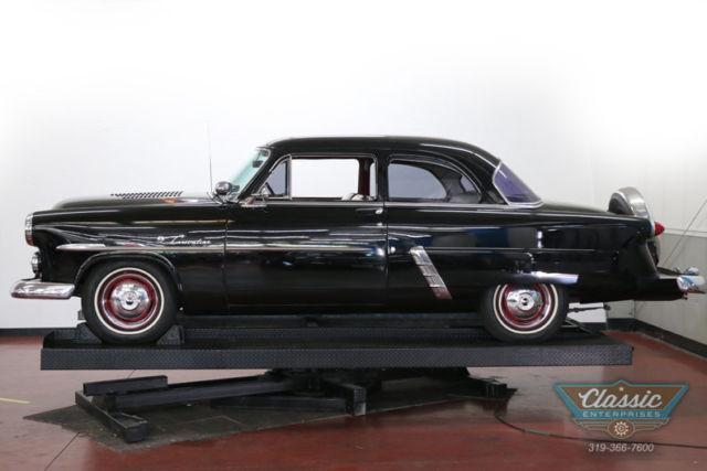 1952 ford customline tudor customline 221 flathead v8 3 for 1952 ford customline 2 door
