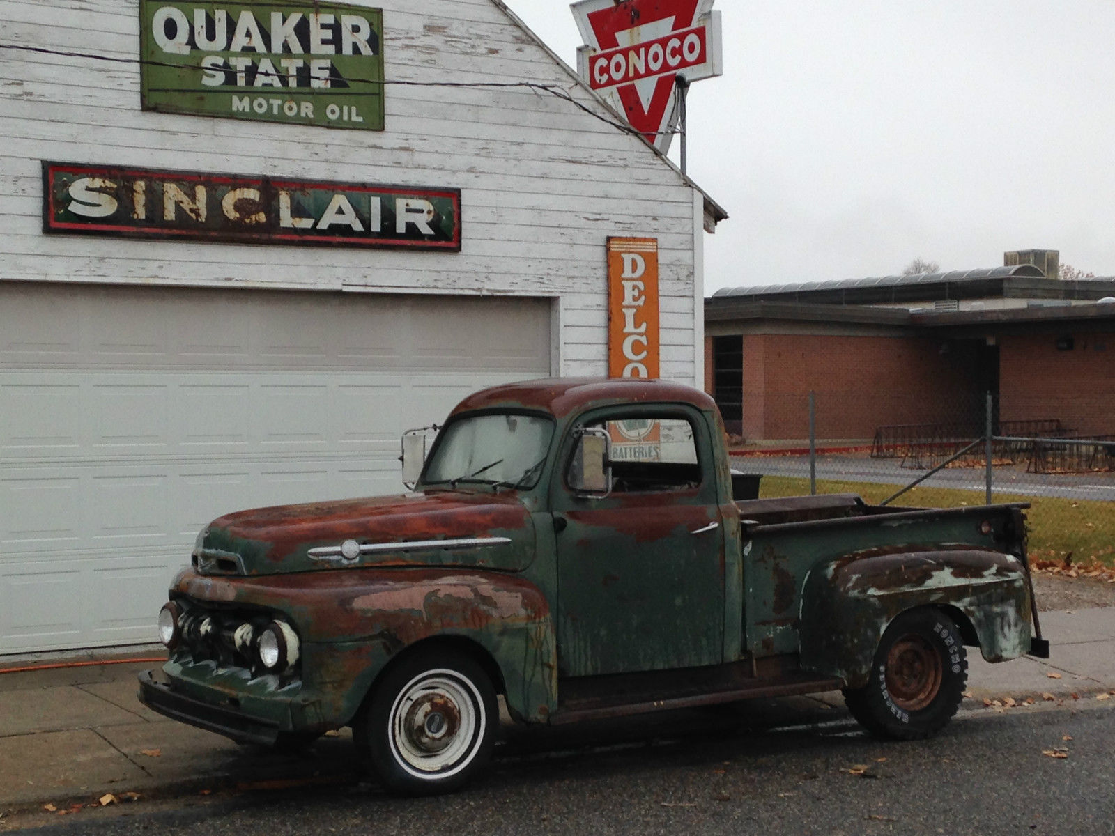 Ford F Flathead V Shortbed Pickup Truck Like