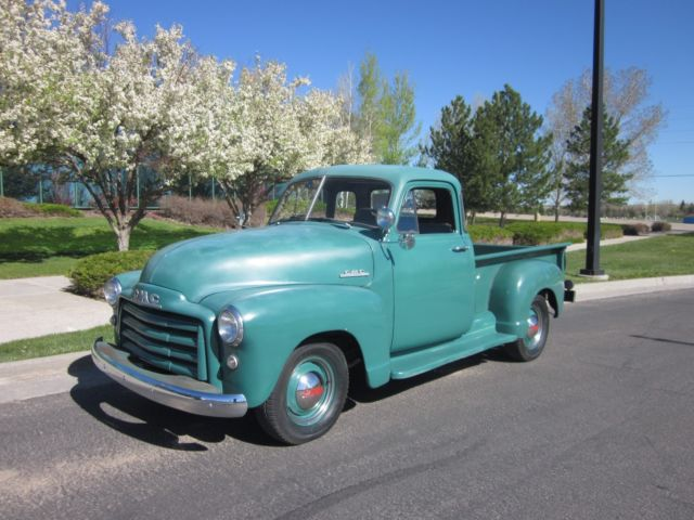 1952 gmc 3100 truck 5 window pickup classic gmc other for 1952 chevy 3100 5 window for sale