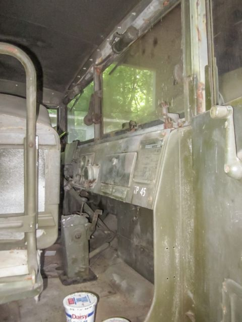 Sell Car For Cash >> 1952 GMC M211 Deuce-and-a-half 6x6 2.5 ton military Army ...