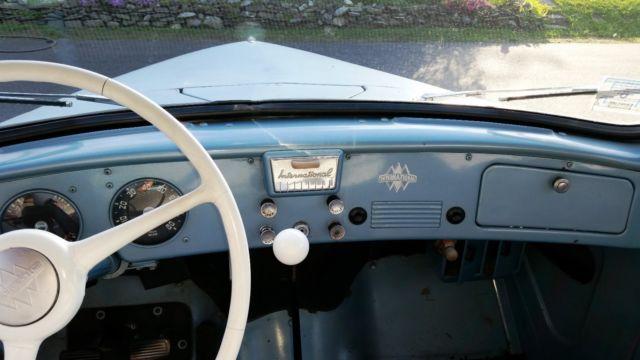 1952 International Harvester L120 Pickup Truck Classic