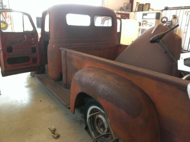 1952 International L 112 Pickup Truck - Classic