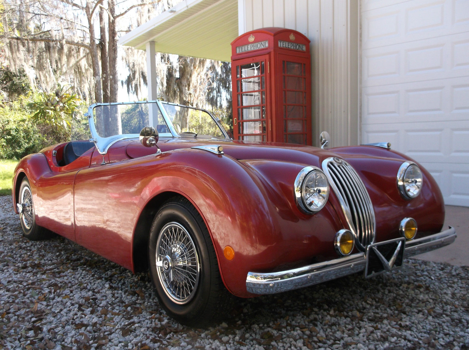 Jaguar Xk Kit Car For Sale