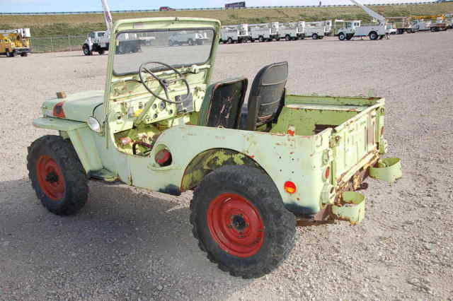Classic Jeeps For Sale >> 1952 M38 Military Surplus Jeep Nice Shape, Runs Rides Drives, Low Reserve, - Classic Willys 1952 ...