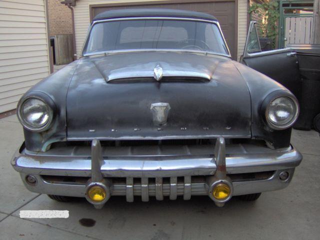 1952 Mercury Monterey Convertible Similar To 1952 1953