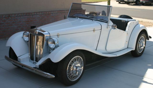 1952 mg td kit car on 1966 vw bug chassis classic mg other 1952 for sale. Black Bedroom Furniture Sets. Home Design Ideas