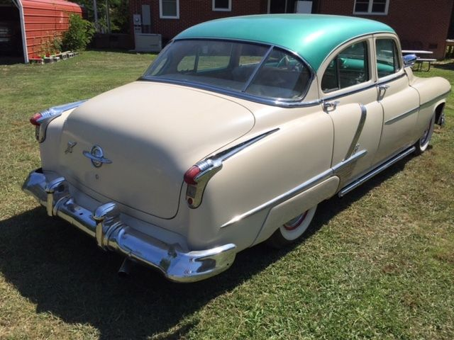 1952 Oldsmobile Rocket 88 Rust Free New Paint Great