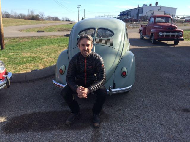 1952 Volkswagen Beetle Split Window Mike Wolfe American
