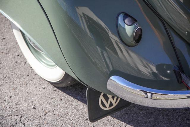 1952 Volkswagen Split Window Beetle Zwitter 25hp Fender