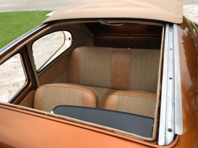 1952 VW Spilt Window Bug - Classic Volkswagen Beetle - Classic 1952