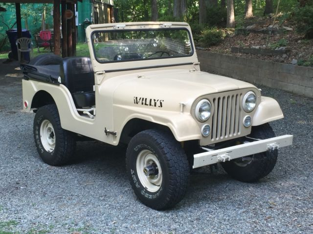 1952 Willys M38a1 Jeep Classic Willys Jeep 1952 For Sale