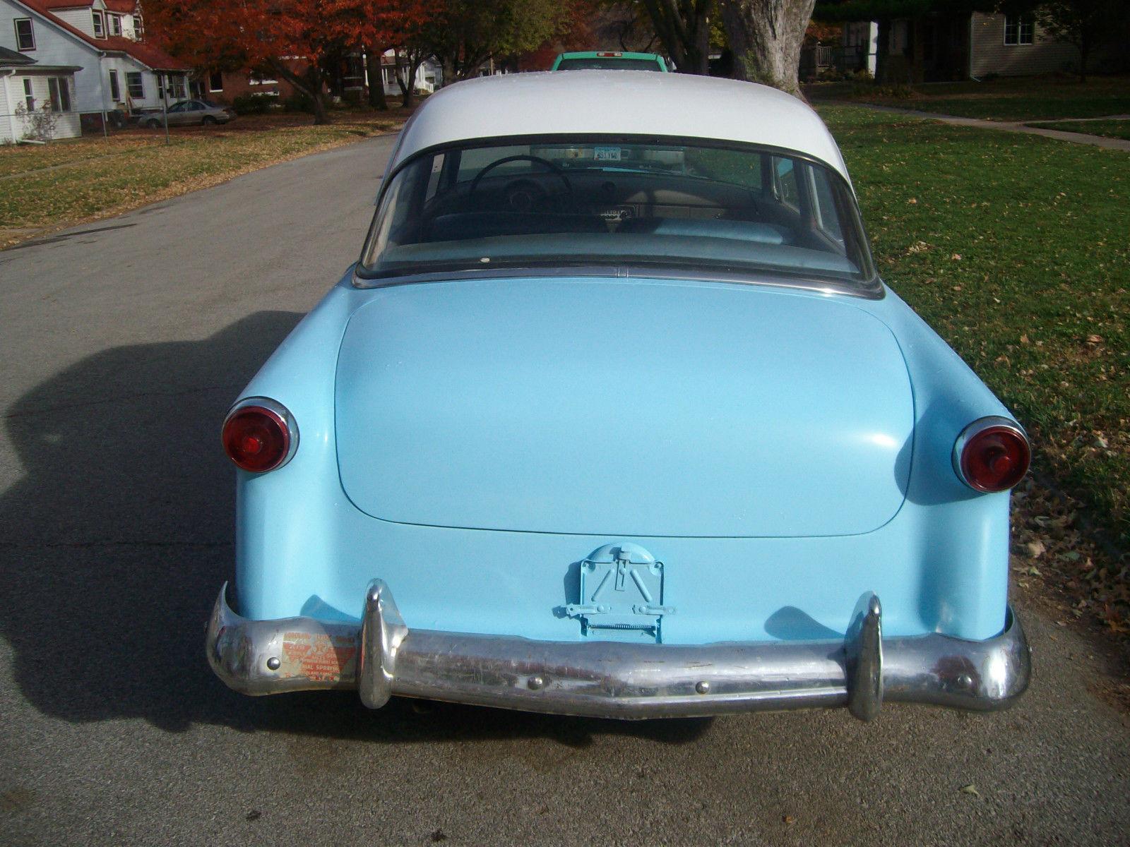 1953 53 Ford Mainline Custom Hot Rod 2 Door Sedan Cruiser Classic 1954 Main Line Prevnext