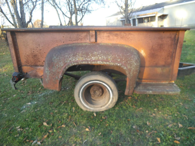 ford truck utility trailer classic ford     sale