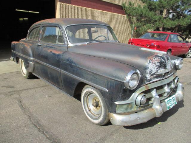 1936-1954 Chevrolet Fleetline,Fleetmaster deluxe Cars and ...
