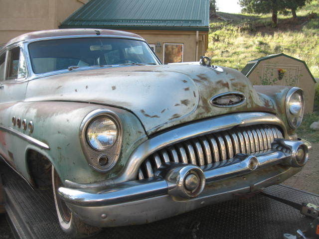 1953 buick roadmaster 4dr sedan classic buick roadmaster. Cars Review. Best American Auto & Cars Review