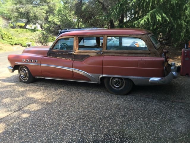 1953 buick roadmaster estate wagon classic buick roadmaster 1953 for sale. Black Bedroom Furniture Sets. Home Design Ideas