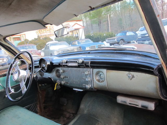 1953 BUICK SUPER RIVIERA 4 DOOR SEDAN GOOD AFFORDABLE ...