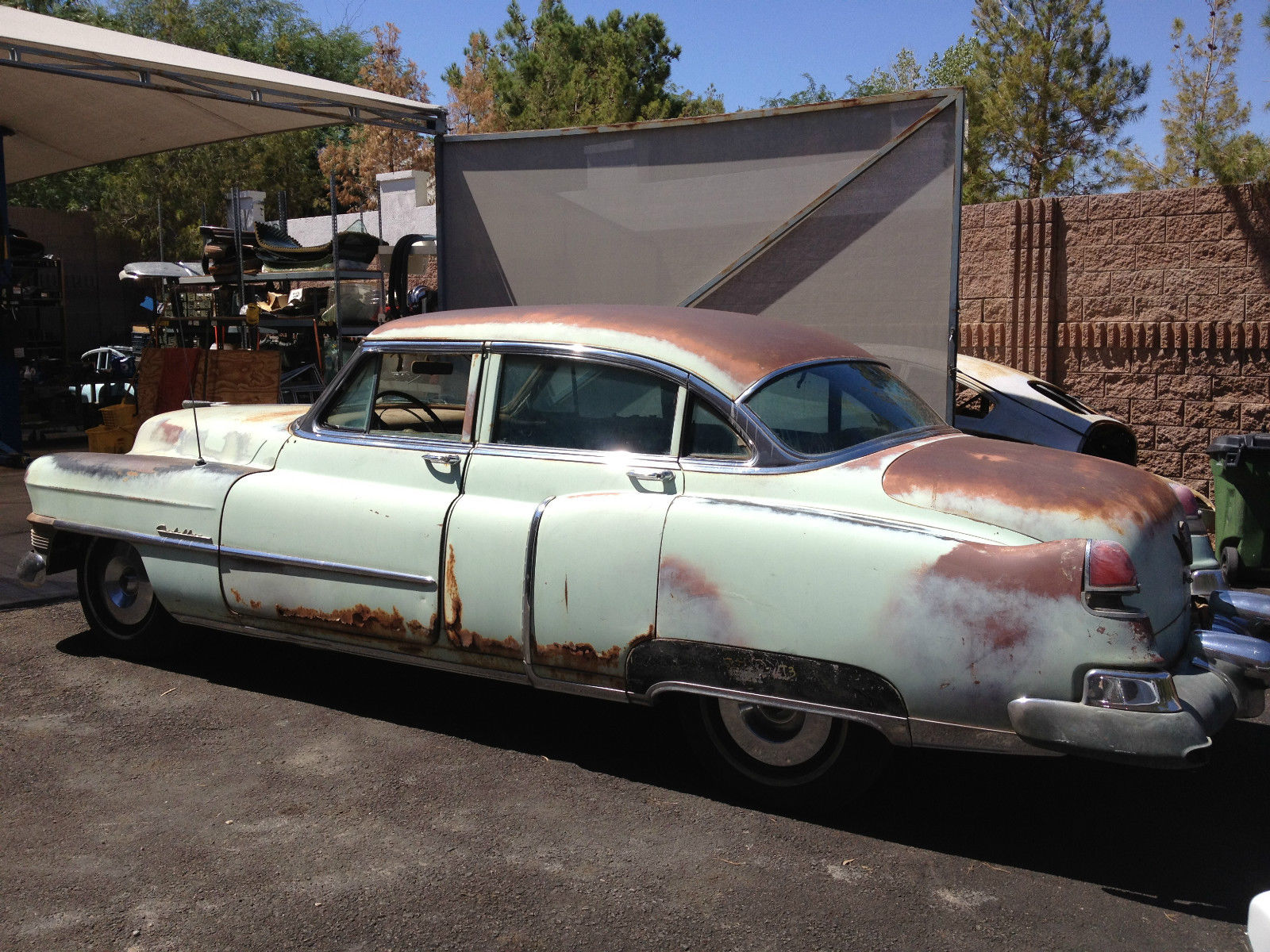 1953 cadillac 4 door sedan classic cadillac other 1953 for 1953 cadillac 4 door sedan