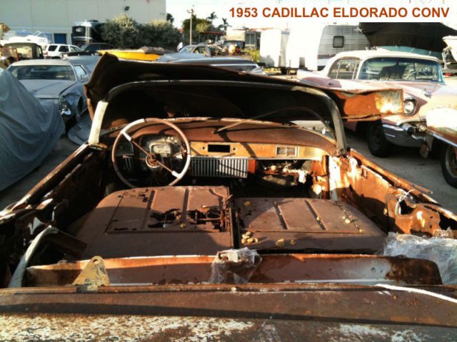 1953 cadillac eldorado base convertible plus 53 coupe and for 1953 cadillac 4 door