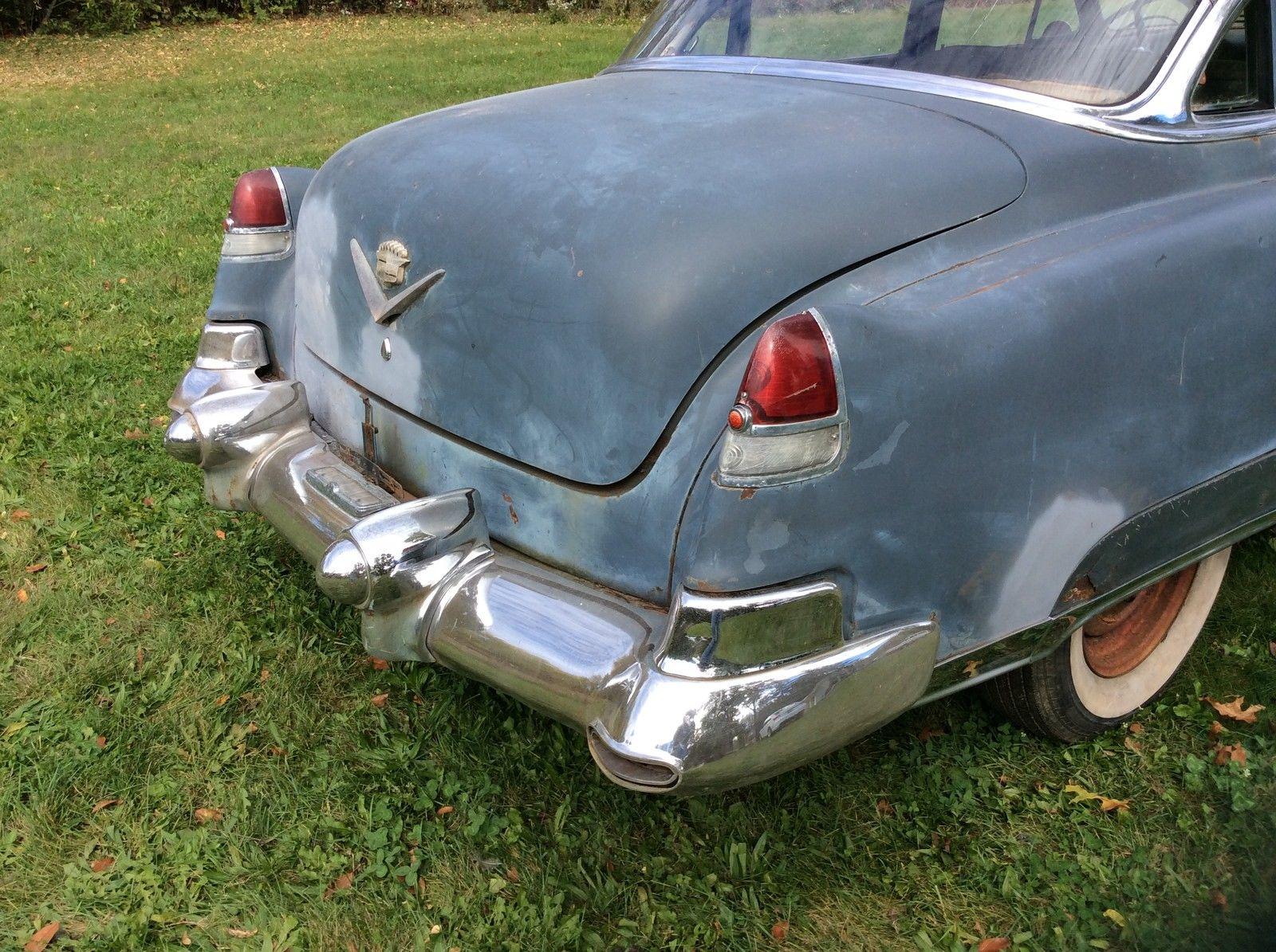1953 Cadillac Sedan Deville Parts Car Nice Complete Original 0 No 1951 Prevnext