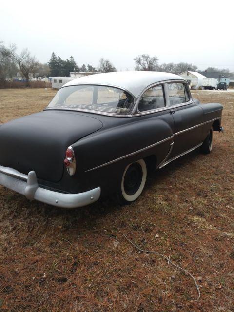 1953 Chevrolet 210 Two Door Sedan Classic Chevrolet Bel