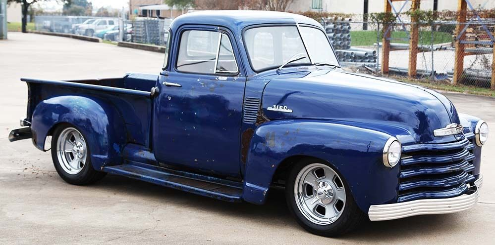 1953 Chevrolet 3100 Pickup Truck Quot The Outlaw Quot Rat Rod Pro