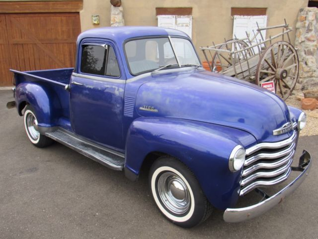 1953 chevrolet 5 window 3100 shortbed truck classic for 1953 5 window