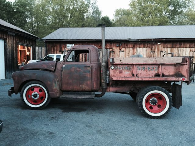 Chevy Of Naperville >> 1953 Chevrolet 6400 Dump Truck Dually pickup rat rod ...