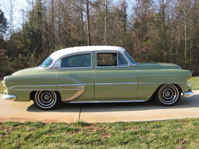 1953 chevrolet bel air sedan 4 door 3 8l 235 cu in 3 spd for 1953 chevrolet belair 4 door