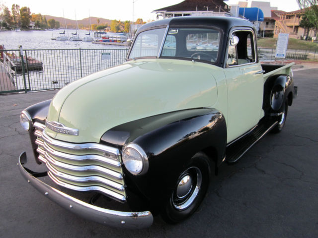 1953 Chevy 3100 All Original 5 Window Restored Classic Chevrolet Other Pickups 1953 For Sale