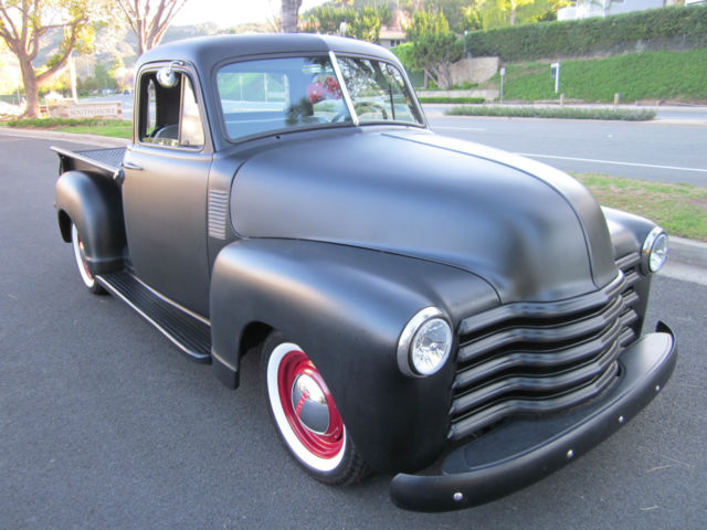 1953 Chevy 3100 Fully Restored 5 Window All Original