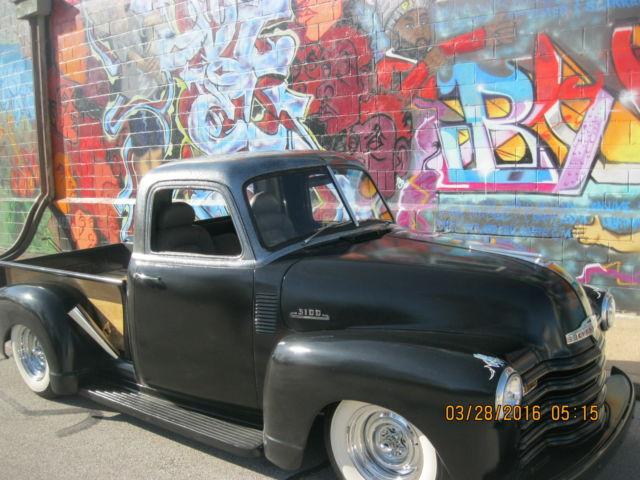 1953 Chevy 3100 Pickup Truck Hot Rod Rat Rod Hotrod Ratrod
