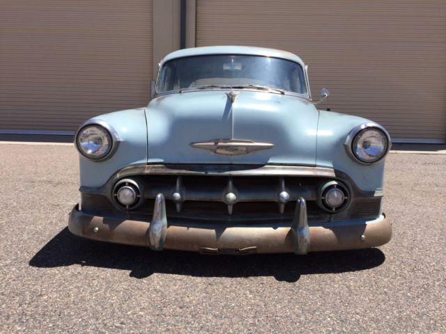 1953 chevy custom 3100 - photo #31