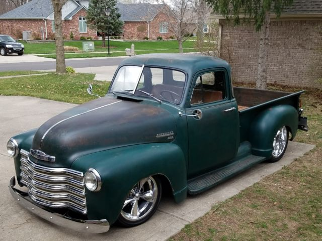 1953 chevy pick up 5 window classic chevrolet other for 1953 chevy 5 window pickup