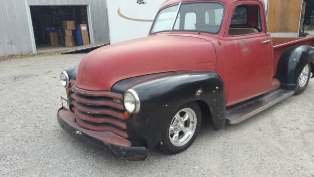 1953 chevy truck rat rods 5 window patina other pickup for 1953 5 window chevy truck for sale