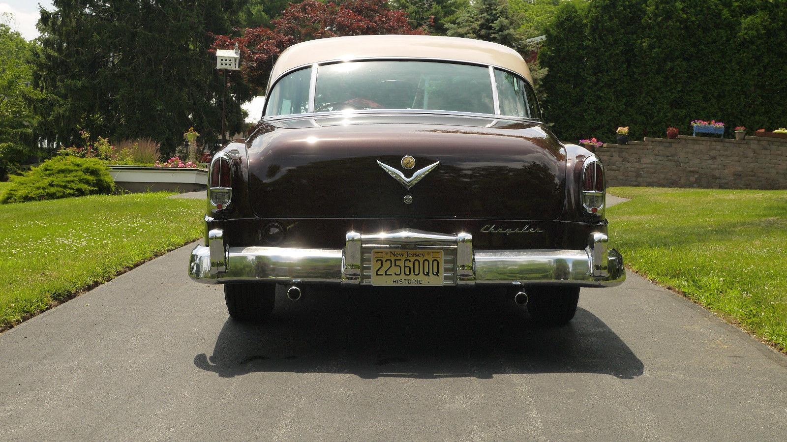 1953 Chrysler New Yorker Newport, Dodge, Plymouth