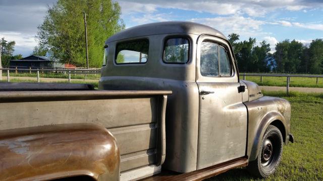 1953 Dodge B4B Pickup Original Barn-Find Resto-mod Shop ...