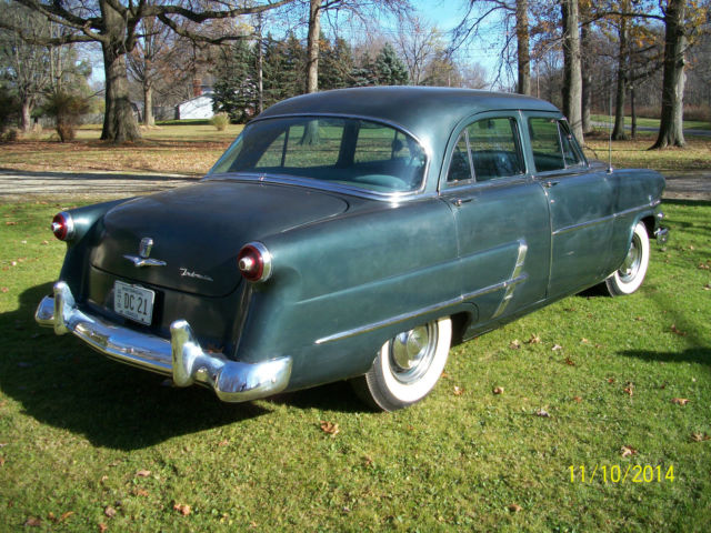 1953 ford 4 door, 50th anniversary model - Classic Ford ...
