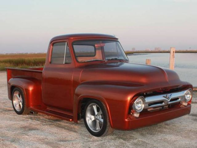 1953 Ford F100 Flawless Show Truck  Magazine Featured Good