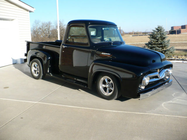 1953 Ford F100 Harley Davidson 50th Anniversary Pick Up