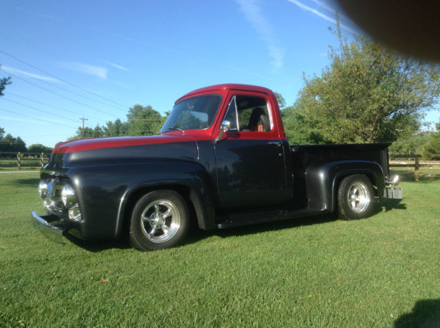 1953 ford f100 pickup truck classic restomod classic ford f 100 1953 for sale. Black Bedroom Furniture Sets. Home Design Ideas
