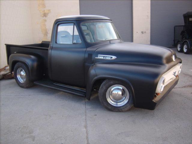 1953 Ford F100 Street Rod  Custom Pick Up Truck