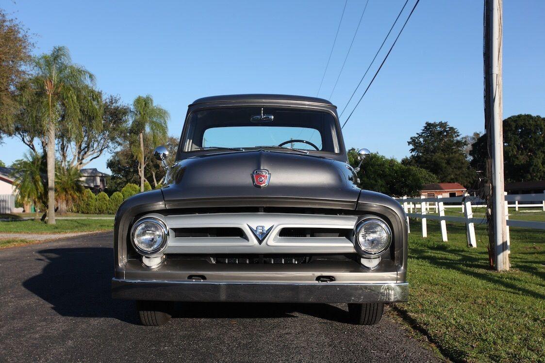 1953 Ford F100 Truck Frame Off Restoration Classic F 100 1955 Pro Street Prevnext