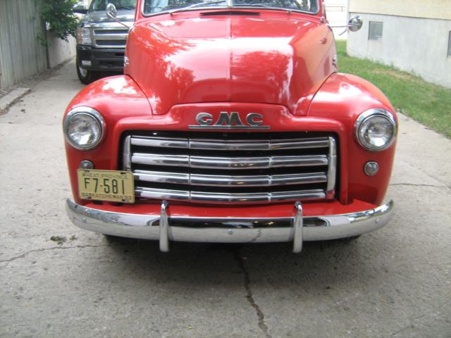 1953 gmc 9300 5 window pickup classic chevrolet other for 1953 chevy 5 window pickup