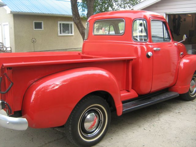 1953 gmc 9300 5 window pickup classic chevrolet other for 1953 gmc 5 window