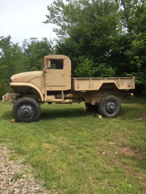 1953 GMC Cab Military Truck - Classic GMC Other 1953 for sale