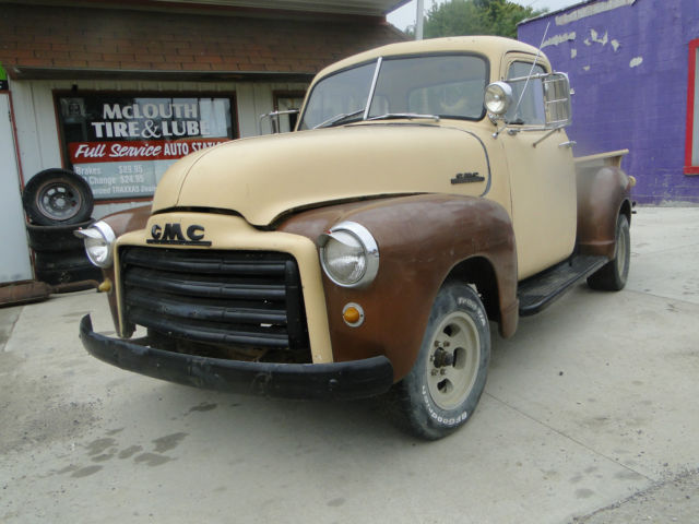 1953 gmc truck 5 window great project truck classic for 1953 5 window