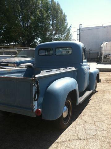 Coe Truck For Sale >> 1953 International Harvester Pickup Truck Model R-110 1/2 ...