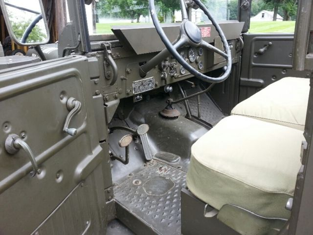 1953 M37 Dodge Army Truck 3/4 Ton - Classic Dodge Other Pickups 1953 for sale