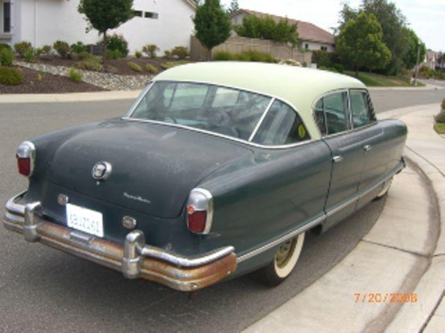 1953 Nash Ambassador Classic Nash Ambassador 1953 For Sale